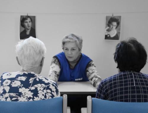 """Foto Ganadora de la V Edición """"La Experiencia de Ser Voluntari@ Alzheimer""""- Concurso de Fotografía AFACAYLE"""