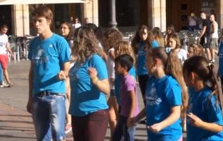 Flashmob Salamanca
