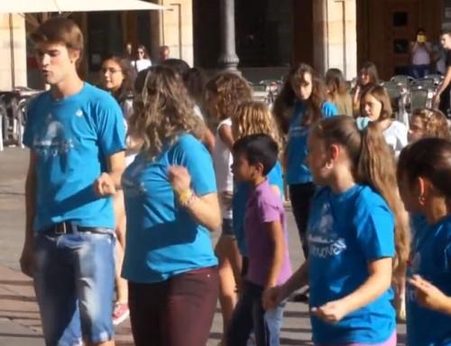 Flashmob Día Mundial del Alzheimer 2013