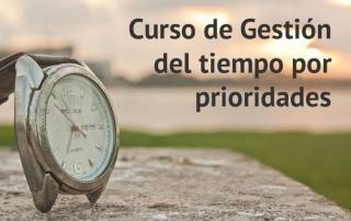 Curso de gestión del tiempo
