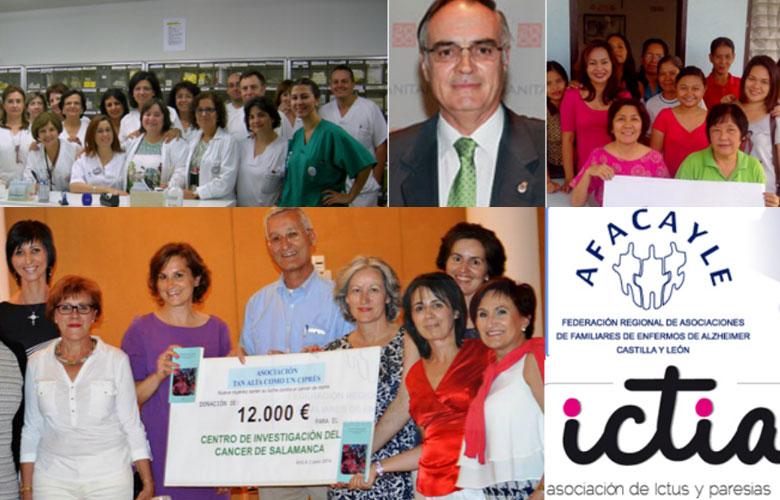 VI premios sanidad CyL