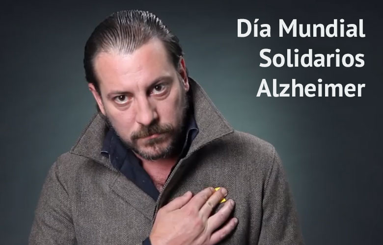 Dia mundial Solidarios Alzheimer