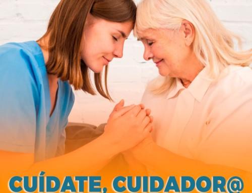Masterclass online sobre «Gestión de las emociones en cuidadores formales e informales»