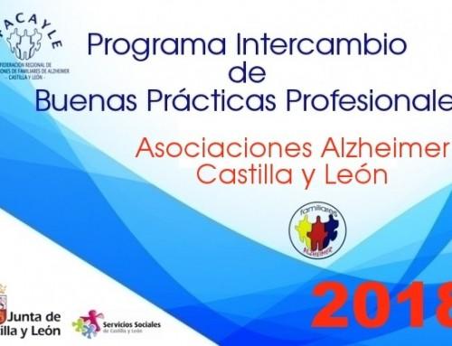 Programa Intercambio de Buenas Prácticas Profesionales 2018
