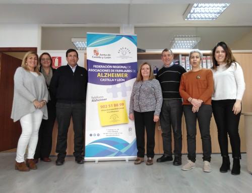 Reunión Junta Directiva de AFACAYLE