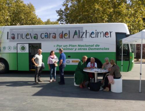 """NOTA DE PRENSA: Campaña """"La nueva cara del Alzheimer"""""""