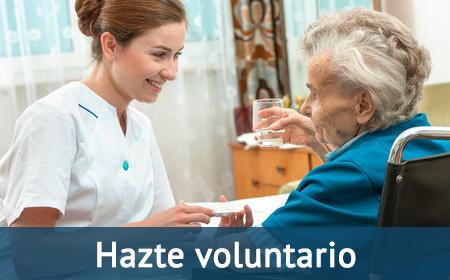 Voluntariado contra el Alzheimer