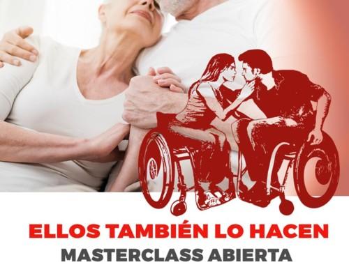 Masterclass en directo gratuita sobre Afectividad y Sexualidad en las personas dependientes