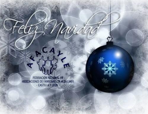 AFACAYLE te desea unas Felices Fiestas