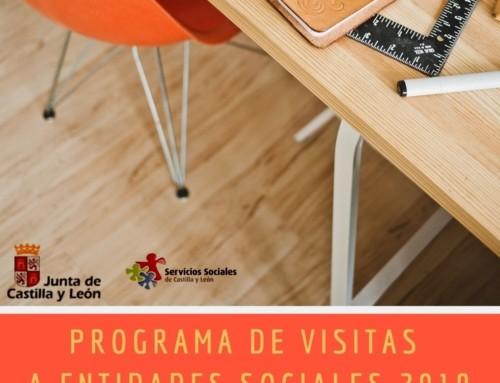 Programa de Visitas a Otras Entidades Sociales 2019